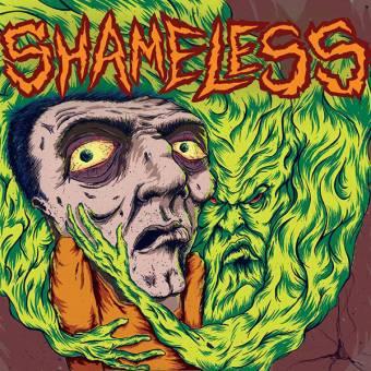 """Shameless (ITA) """"same"""" CD (DigiPac)"""