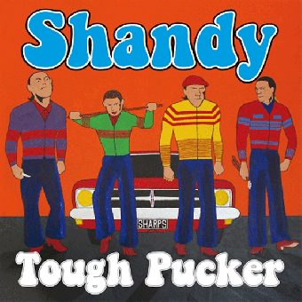 "Shandy ""Tough Pucker + 2 Bonustracks"" CD"