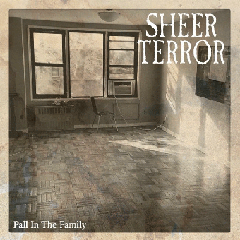 "Sheer Terror ""Pall in the family"" 12"" MLP (lim. 300, black)"