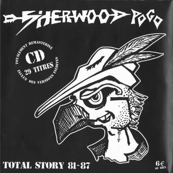 "Sherwood Pogo ""Total Story 81-87"" CD (7"" format cover)"
