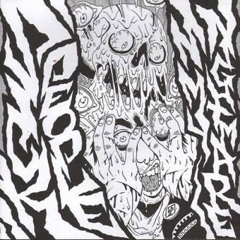 "Sick People ""In my nightmare"" EP 7"" (lim. 500, black + MP3)"
