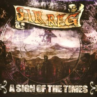 "Sir Reg ""A sign of the times"" CD (DigiPac)"