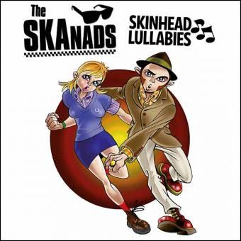 """Skanads """"Skinhead Lullabies"""" EP 7"""""""