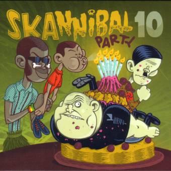V/A - Skannibal Party Vol. 10 CD (DigiPac)