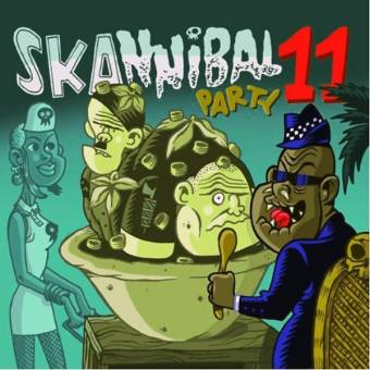 V/A - Skannibal Party Vol. 11 CD