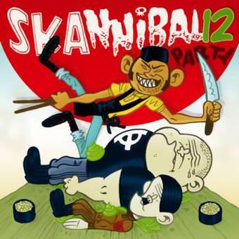 V/A - Skannibal Party Vol. 12 CD