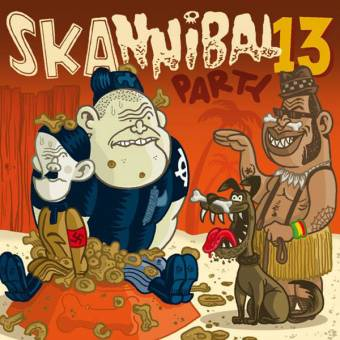 V/A Skannibal Party Vol. 13 CD