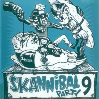 V/A - Skannibal Party Vol.9 CD