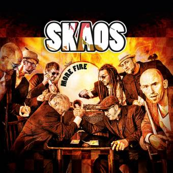 "Skaos ""More Fire"" CD (lim. DigiPac)"