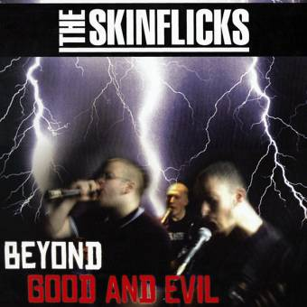 "Skinflicks ""Beyond good and evil"" CD"