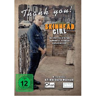 Thank You Skinhead Girl DVD