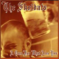 """Skoidats """"A cure for what ales you"""" CD (DigiPac)"""