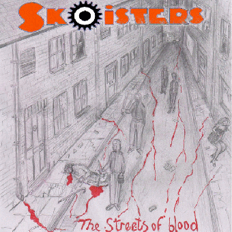 "Skoisters ""The Streets Of Blood"" MCD"