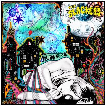 "Slackers, The ""same"" LP (180gramm, black)"