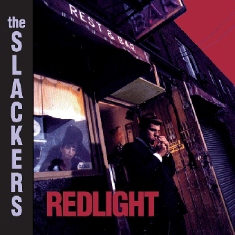 "Slackers, The ""Redlight"" (20th Anniversary Edition) LP (lim. 750, black)"