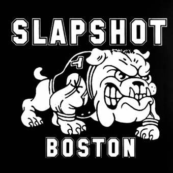 "Slapshot ""Bulldog"" Aufkleber / sticker 011 NEU"
