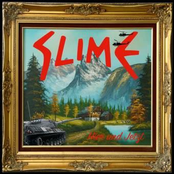 """Slime """"Hier und Jetzt"""" DoLP (black) + CD"""