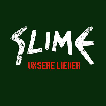 """Slime """"Unsere Lieder"""" EP 7"""" (lim. 400, black)"""