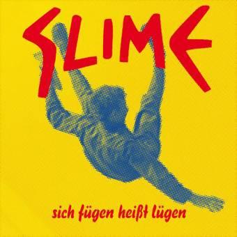 """Slime """"Sich fügen heißt lügen"""" CD"""