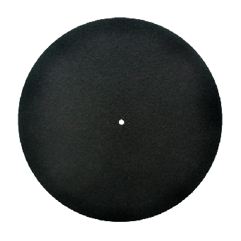 Slipmat (black)