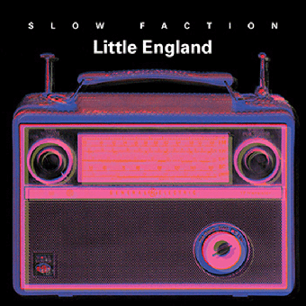 """Slow Faction """"Little England"""" EP 7"""" (lim. col. + MP3)"""