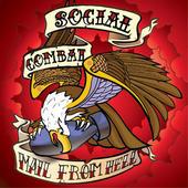 """AUSVERKAUFT Social Combat """"Mail from Hell"""" CD"""
