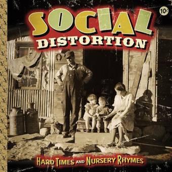 "Social Distortion ""Hard times and nursery rhymes"" CD (DigiPac)"