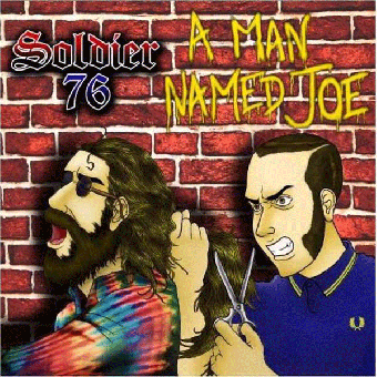 "split Fat Skins / Old Glory ""same"" EP 7"" (lim. 200, white)"