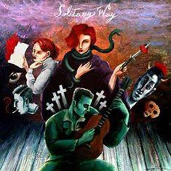 "Solitary Way (Victor Badlands) ""same"" CD"
