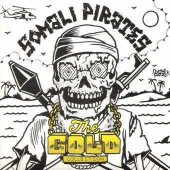 "Somali Pirates ""The Gold Collection"" EP 7"" (lim. orange)"
