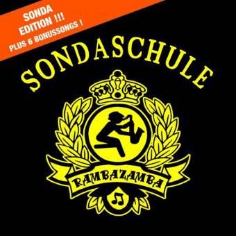 """Sondaschule """"Ramba Zamba / Lieber einen paffen"""" CD"""