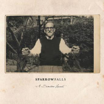 "Sparrow Falls ""A Brimstone Harvest"" LP (black)"