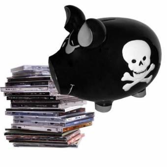 """Bandworm / Asphalt """"Sparschwein"""" 5 x CD Paket"""