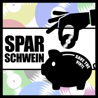 """SOTS """"Sparschwein"""" 5 x LP Paket"""