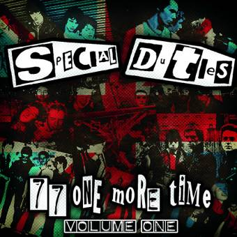 "Special Duties ""77 One More Time Volume 1."" LP + Poster (lim. 248, black)"