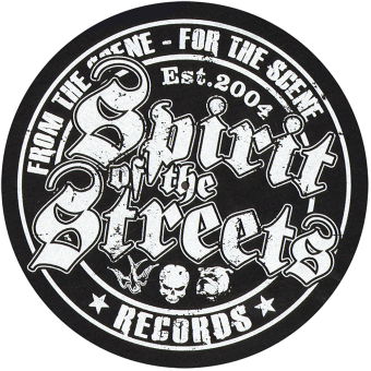 Spirit of the Streets - Slipmat