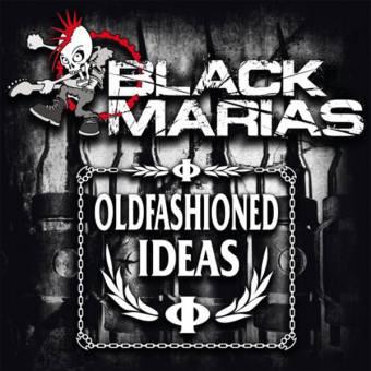 "split Black Marias / Oldfashioned Ideas ""same"" EP 7"" (lim. 300, clear)"