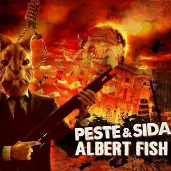 "split Peste & Sida / Albert Fish ""same"" 12"" MLP"