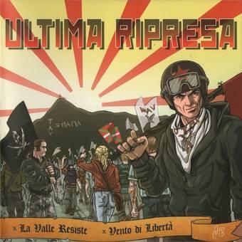 """split Ultima Ripresa / Uguaglianza """"same"""" EP 7"""""""