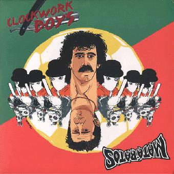 "split Clockwork Boys / Mata Ratos ""same"" EP 7"" (lim. 250, green)"