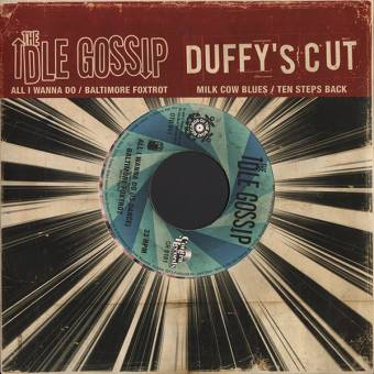 "split Idle Gossip / Duffy`s Cut ""same"" EP 7"" (lim. 300, splatter)"