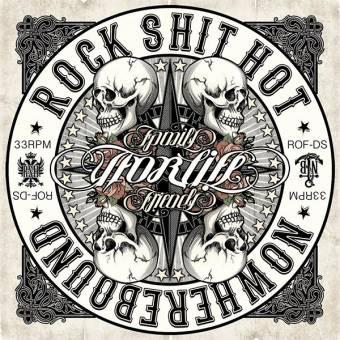 "split Nowherebound / Rock Shit Hot ""Til death - for life""  LP (lim. col.)"