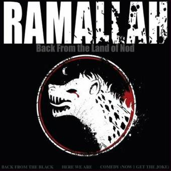 "split Ramallah / Sinners & Saints ""Back from..."" 12"" MLP+CD (lim. 475, green)"