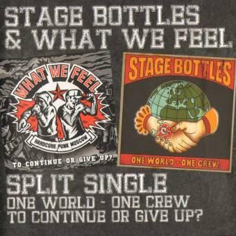 "split Stage Bottles / What we feel ""same"" MCD"
