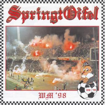 "Springtoifel ""WM 98"" EP 7"" (lim. red)"