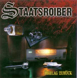 Staatsroiber - Schlag zurück CD