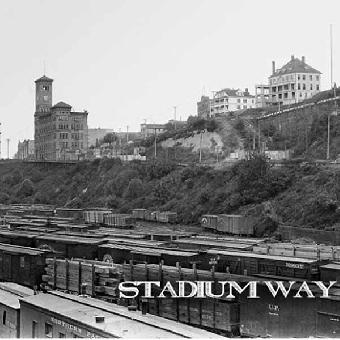 "Stadium Way ""same"" EP 7"" (lim 500, white)"