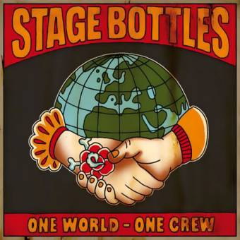 "Stage Bottles ""One World - one Crew"" EP 7"" (lim. 500)"