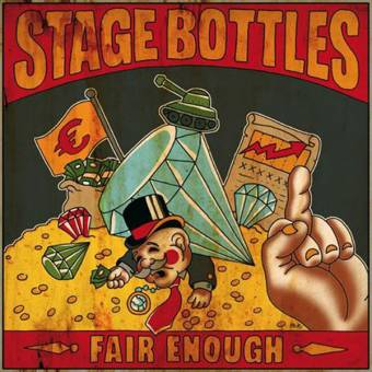 "Stage Bottles ""Fair Enough"" CD"