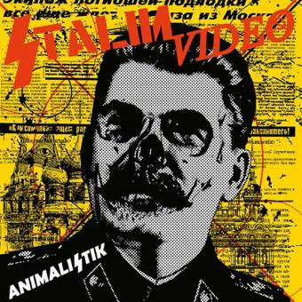 "Stalin Video ""Animalistik"" LP (lim. 200, splatter)"